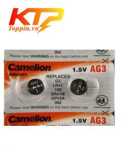 Pin Ag3 LR41 Camelion