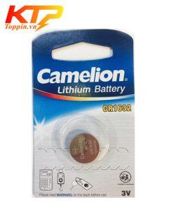 Pin CR1632, Pin 3v Camelion Chính Hãng