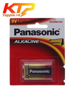 Pin 9v Panasonic  6LR61T
