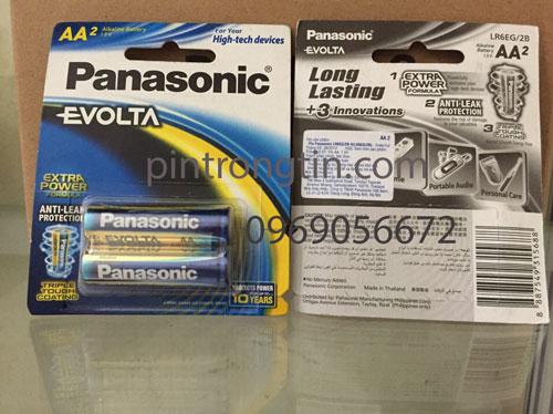Pin Panasonic AA EVOLTA LR6EG / 2B