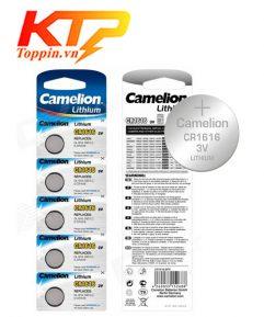 Pin Camelion CR1616 - Pin lithium 3v chính hãng