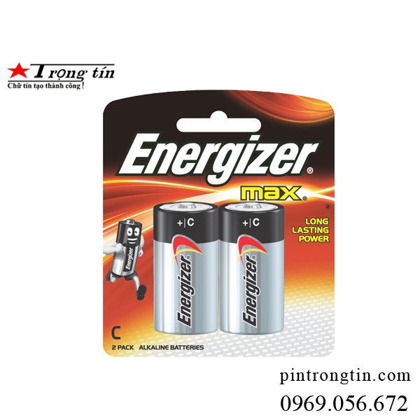 Pin Energizer Trung