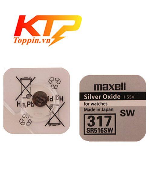 Pin Maxell SR516