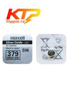 Pin Maxell SR521
