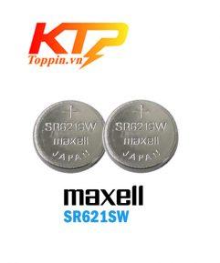 Pin Maxell SR621