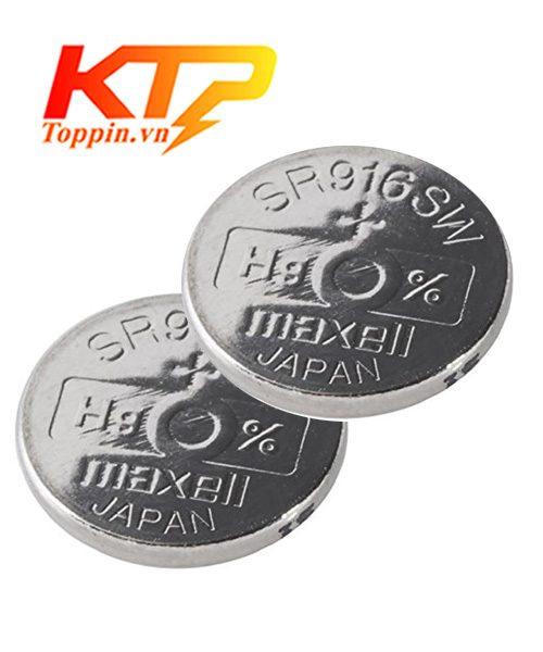 Pin Maxell SR916