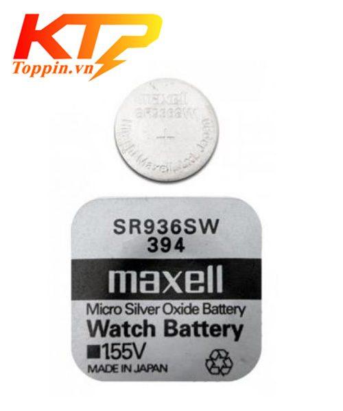 Pin Maxell SR936 – Pin maxell Đồng Hồ