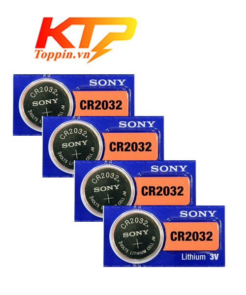 pin Sony CR2032 chính hãng