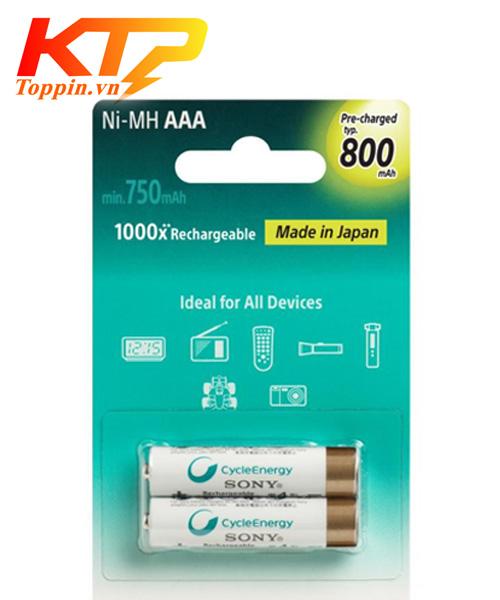 Pin Sạc Sony AAA,Pin NH-AAA-B2KN