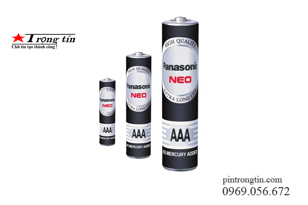 Pin Panasonic AAA R03NT/2S CHÍNH HÃNG