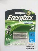 Pin sạc AAA energizer 700mAH