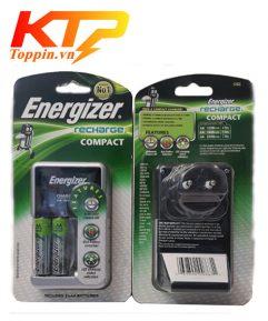 Bộ sạc pin energizer thông minh có đèn báo tiện lợi