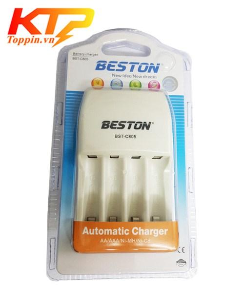 Bộ sạc pin Beston C805
