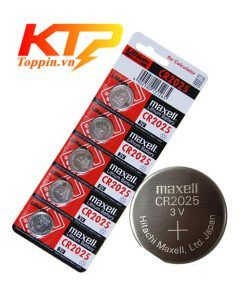 pin Maxell CR 2025