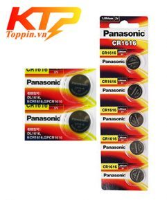 pin Panasonic CR1616