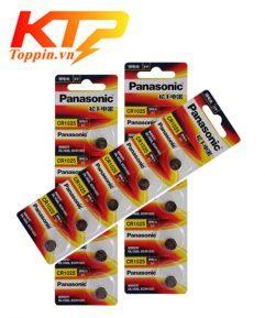 pin Panasonic CR1025 chính hãng