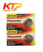 pin Panasonic CR1632 chính hãng