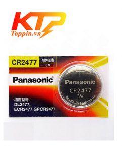 pin Panasonic CR2477 chính hãng