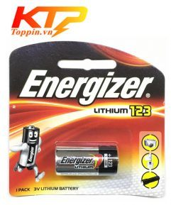 Pin CR123 Energizer - Pin Lithium 3v