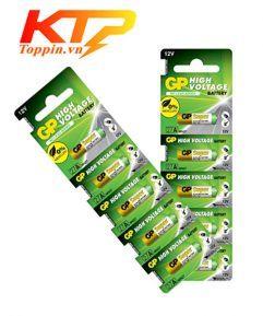 pin GP super 27A 12V chính hãng, pin cửa cuốn