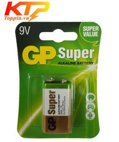 pin 9v GP super 1604A