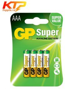 Pin GP AAA Super Alkaline