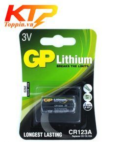 Pin CR123 GP - Pin Lithium 3v