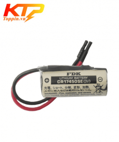 Pin FDK CR17450SE - 3V