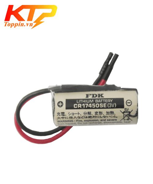 Pin FDK CR17450SE - 3V