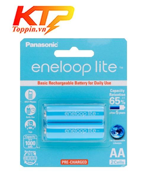 pin sạc Panasonic-Eneloop-Lite 600mAh