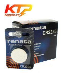 pin CR2325 Renata Thụy Sỹ