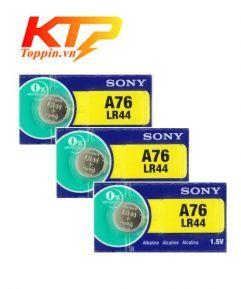 pin Sony LR44 chính hãng