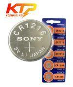 pin Sony CR1216 Lithium 3V chính hãng
