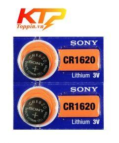pin Sony CR1620 chính hãng