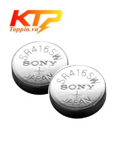 pin Sony SR416SW - pin đồng hồ
