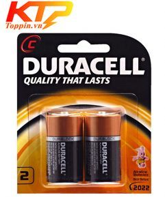 pin trung Duracell MN1400 - LR14