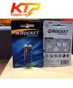 pin aaa rocket alkaline