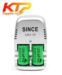 sạc pin CR2 - 3V chính hãng
