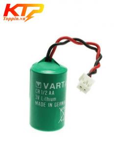 Pin Varta CR 1/2 AA có giắc 3V