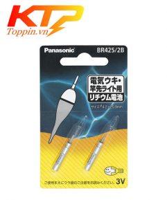 Pin cần câu cá Panasonic BR425