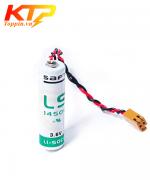 Pin Saft LS14500 có giắc 3.6V