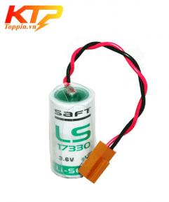 Pin Saft LS17330 có giắc 3.6V