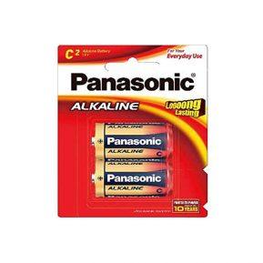 Pin trung C Panasonic LR14T/2B Alkaline 1,5V chính hãng Made in Japan(Nhật)