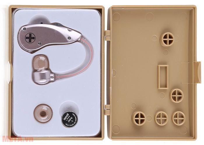 Pin máy trợ thính - Máy trợ thính