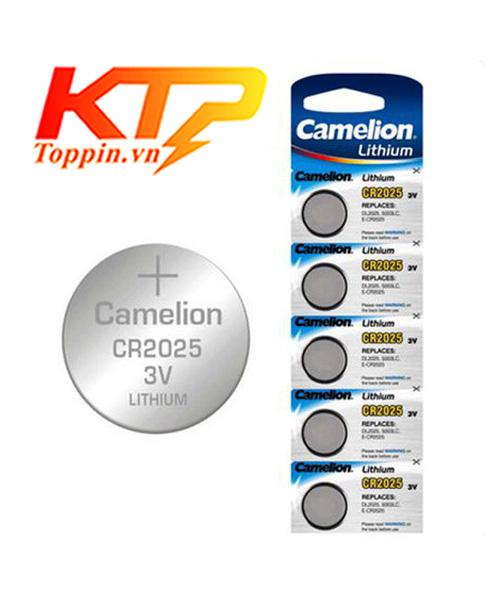Pin Camelion 3V – Pin camelion cr2025