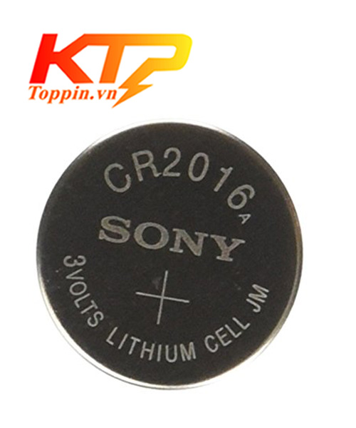 Pin Sony CR2016