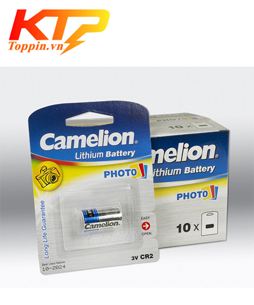 Pin Camelion CR2 -Pin Lithium 3v  Chính Hãng