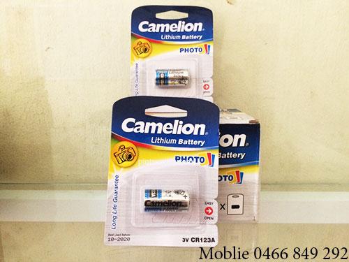 pin 3V Camelion lithium