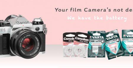 pin sạc máy ảnh