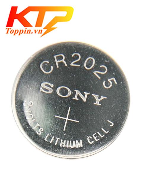Pin Sony CR2025 chính hãng